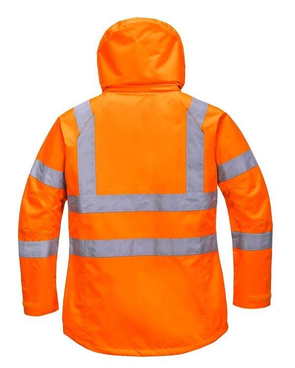 Női jól láthatósági lélegző kabát - safetyproducts.hu b278981063